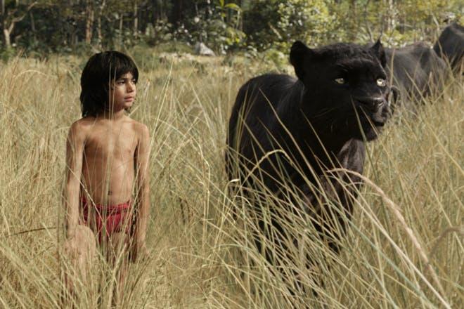 9. The Jungle Book (PG)