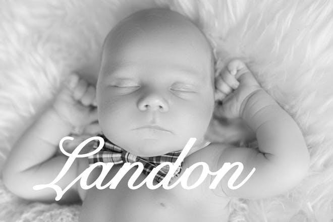 75. Landon