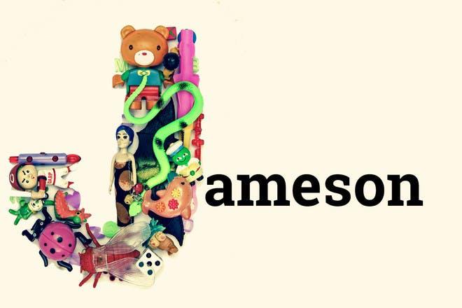 Baby name Jameson