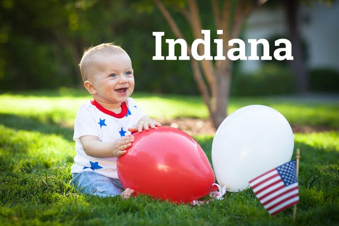 Indiana baby name