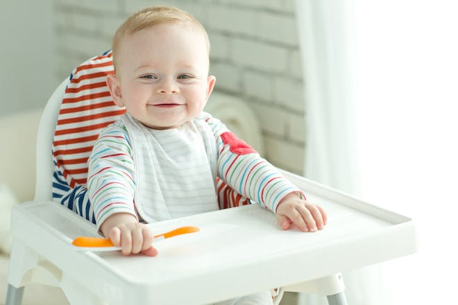 Why these weaning tips can help your child be healthy for life