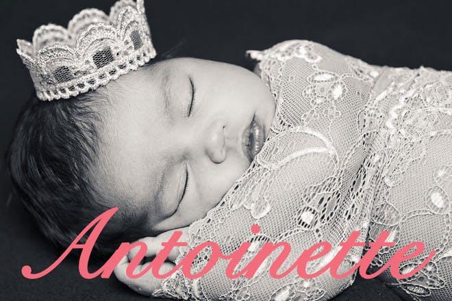 95. Antoinette