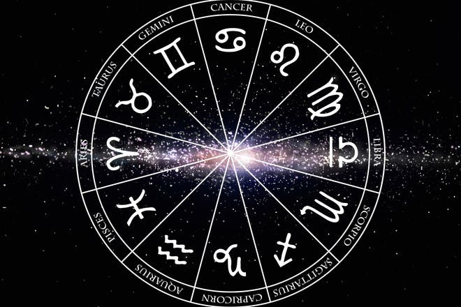 11. The star sign