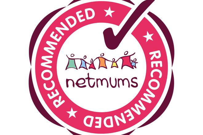 Netmums recommended logo