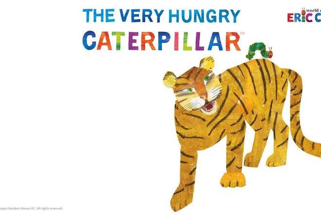 The Very Hungry Caterpillar - the World of Eric Carle. TM & © Penguin Random House LLC.