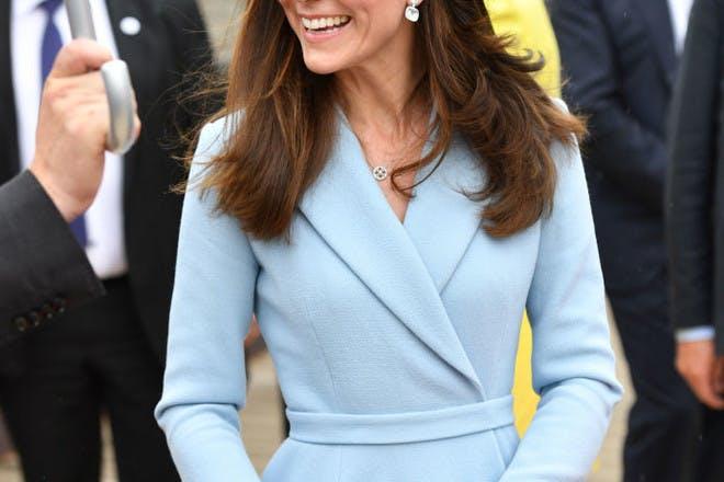 5ft 9in – Kate Middleton