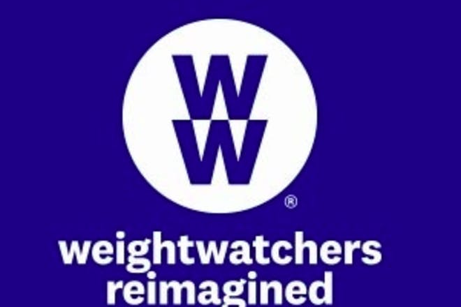 Weight Watchers rebranded name and logo