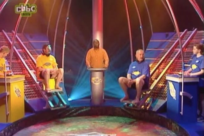Get Your Own Back CBBC