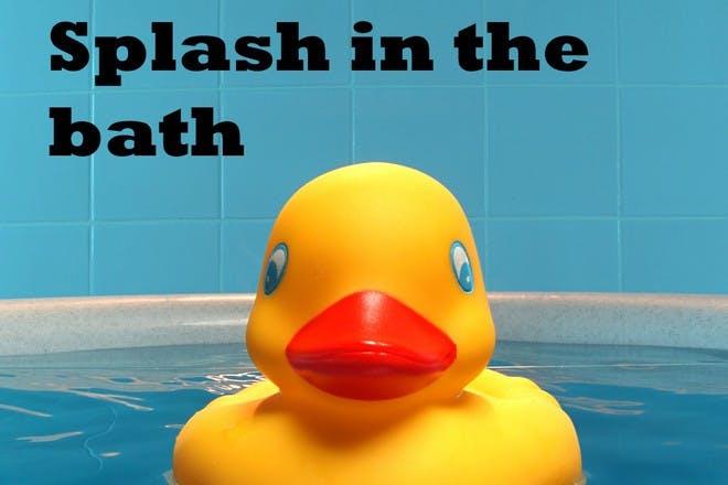 Ah .... a long soak in the tub ...