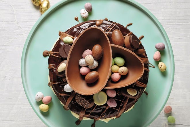 Delicious cakes and bakes for Easter 2020