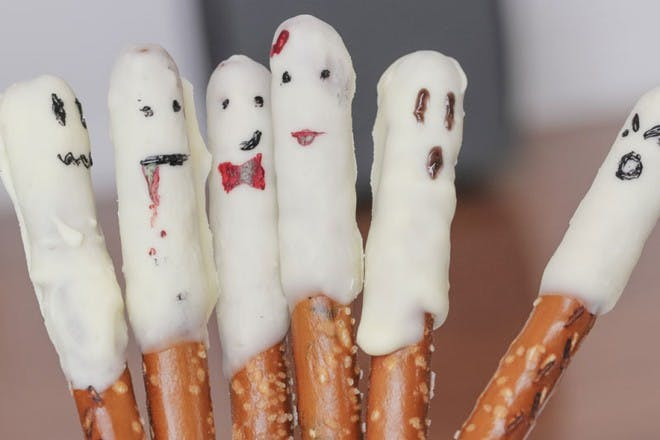 breadstick ghosts