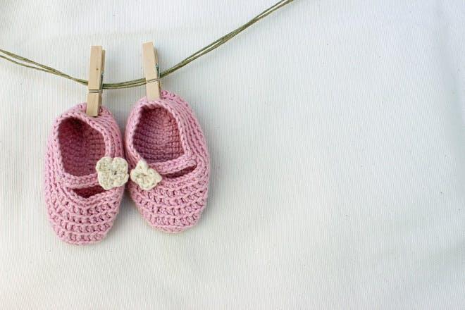Top 100 baby girls' names 2018