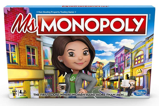 Ms Monpoly game