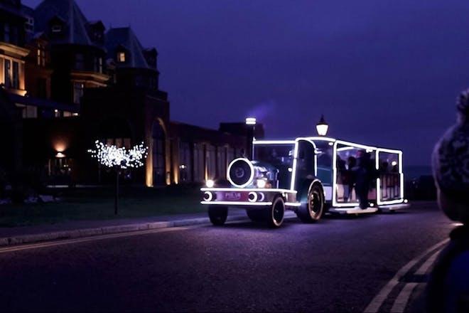 Santa's Polar Express at the Slieve Donard Resort and Spa