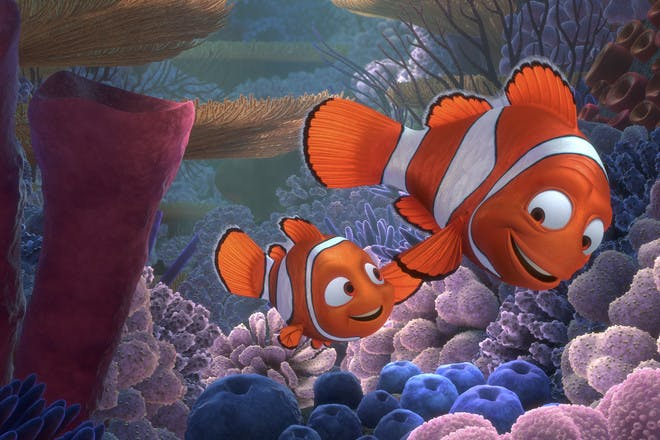 5. Finding Nemo (U)