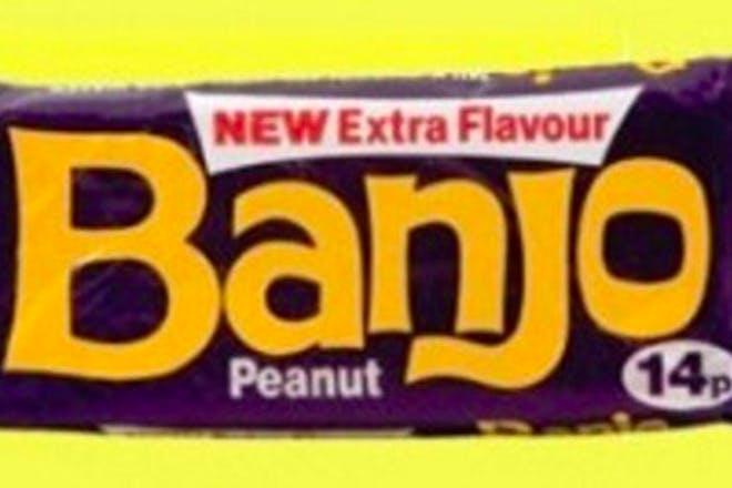 Banjo bar retro sweets