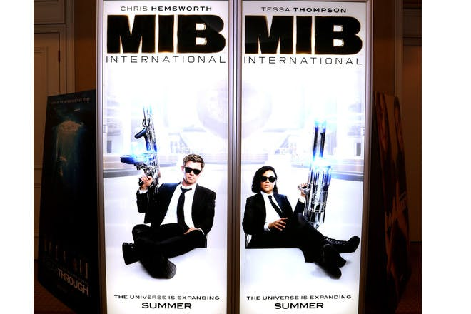 8. Men In Black International