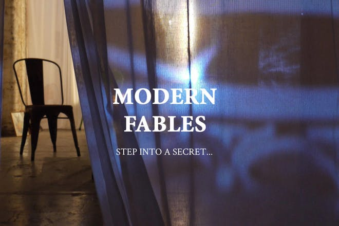 Modern Fables Escape Room