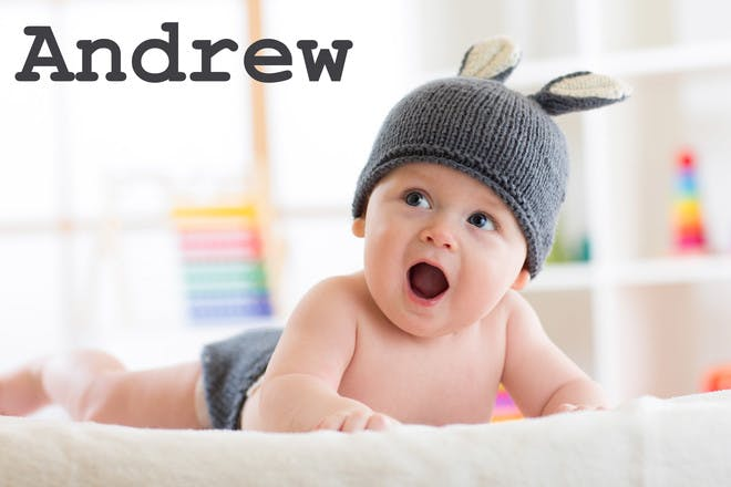 Andrew - Easter baby names