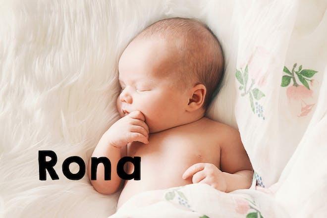 Rona baby name