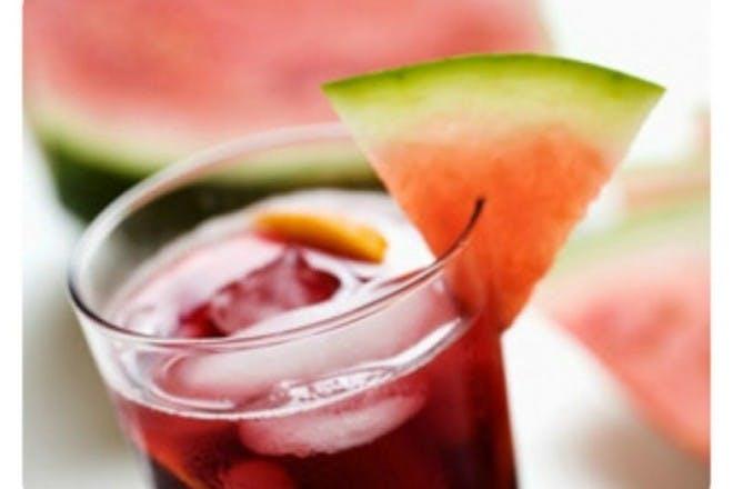 6. Pomegranate Ice