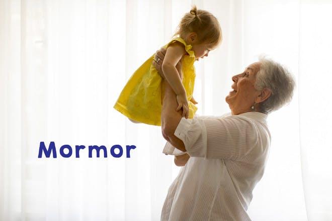 13. Mormor