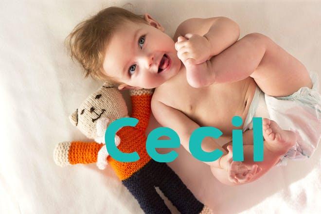 8. Cecil