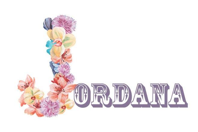 4. Jordana