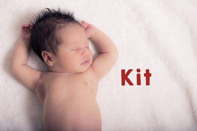 Kit baby name