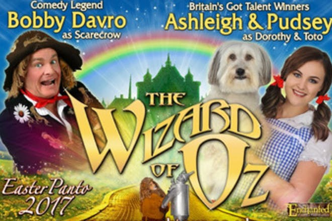 The Wizard of Oz Easter Panto