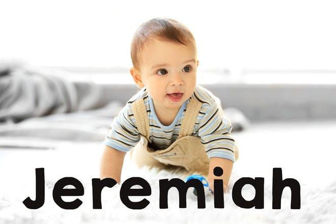 14. Jeremiah
