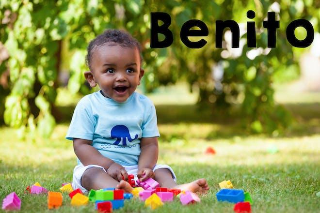 Benito baby name