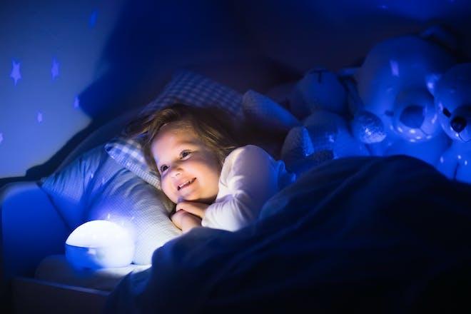 Child night light