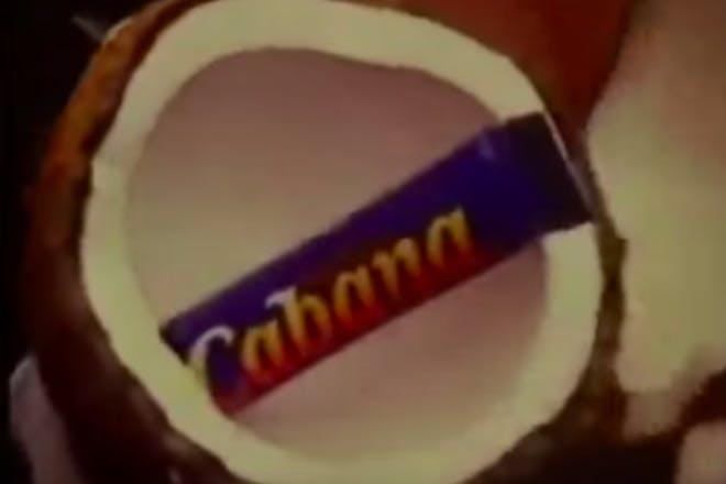 Cabana bar retro sweets