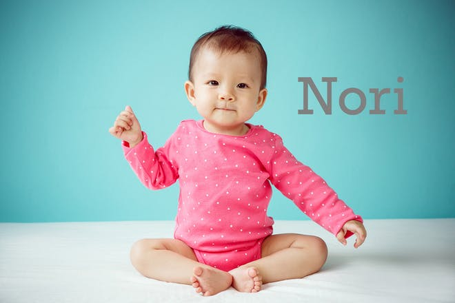 Nori baby name