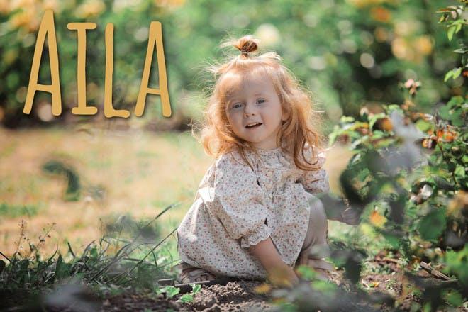 Aila Scottish name