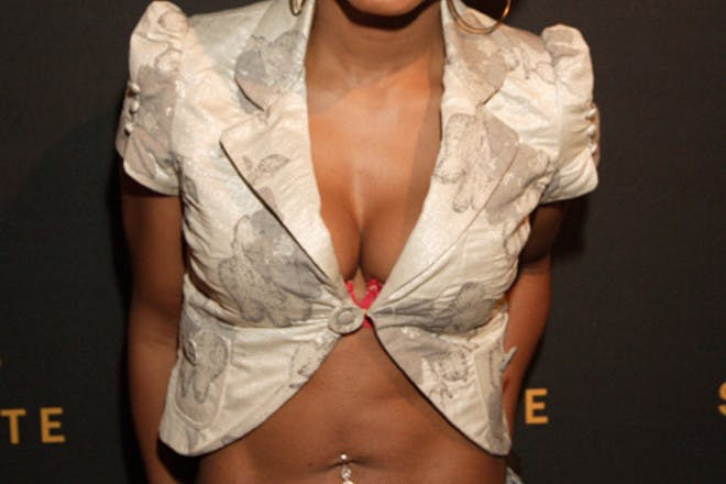 2. Belly button rings