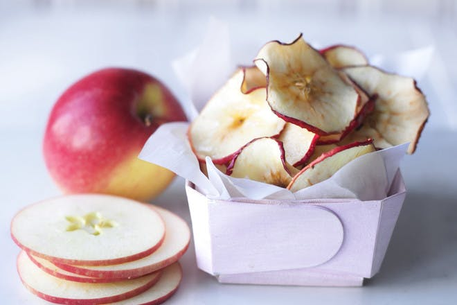 3. Apple crisps