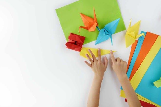 18. Origami