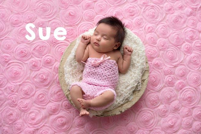 Sue baby name