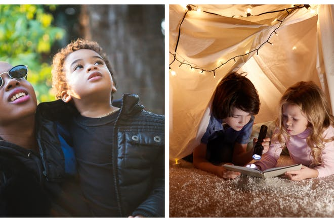 What to do with the kids between Christmas and New Year