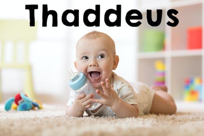 Thaddeus baby name