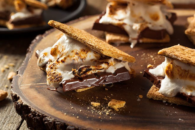 1. S'mores