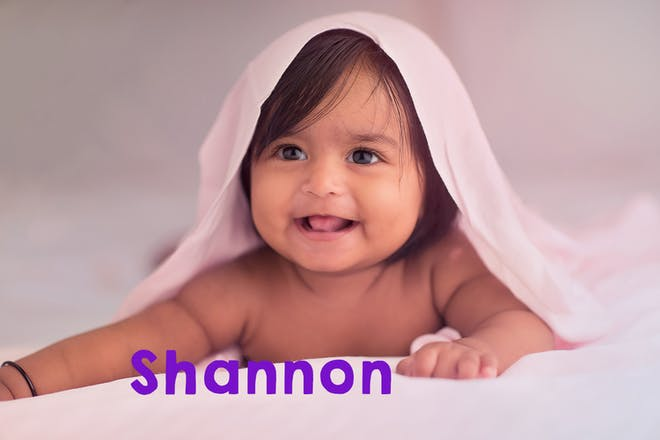 Shannon baby name
