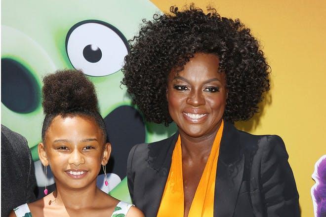 Viola Davis daughter
