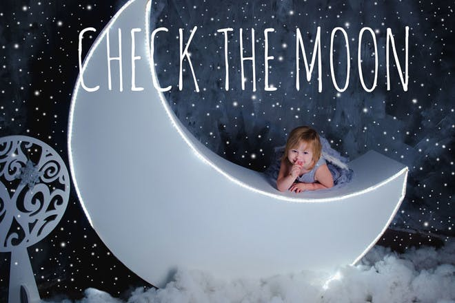 23. Check the moon