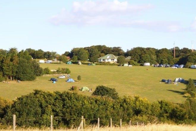 Kingsdown campsite