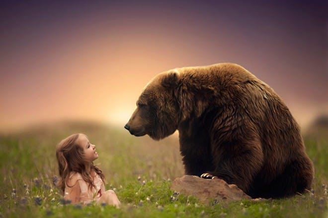 Magical photos bring kids' imaginations to life