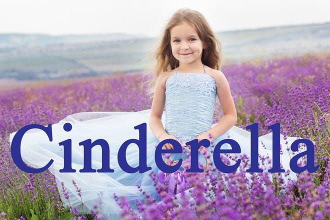 23. Cinderella