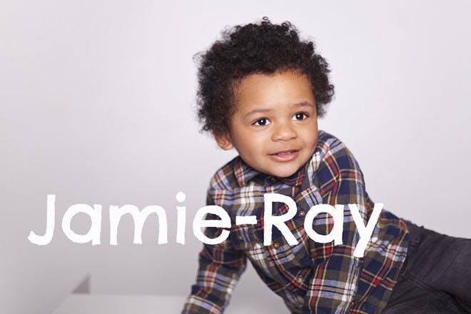 16. Jamie-Ray